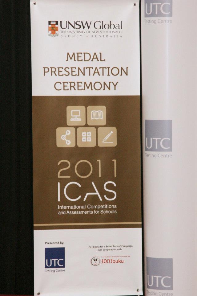 Medal Presentation Ceremony